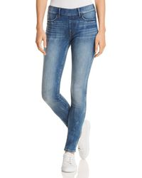 True Religion - Halle Skinny Jeans - Lyst