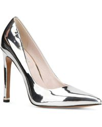 Kenneth Cole - Women's Riley Pointed Toe Stiletto Court Shoes - Lyst
