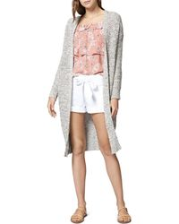Sanctuary - Miami Beach Duster Cardigan - Lyst