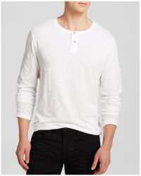 Theory - Gaskell Nebulous Henley - Lyst