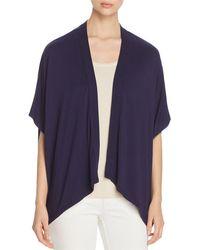 Avec - Open-front Kimono - Lyst