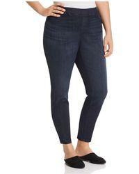Eileen Fisher - Legging Jeans In Blue - Lyst