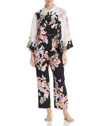 Natori - Mandarin Pyjama Set - Lyst