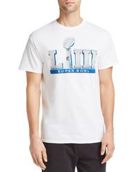 Junk Food - Super Bowl Graphic Tee - Lyst