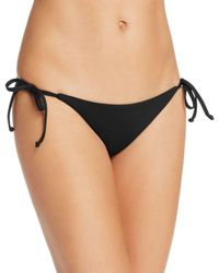 Becca - Color Code Tie Side Bottom - Lyst