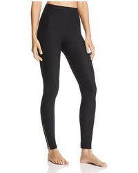 Commando - Ankle Zip Control Leggings - Lyst