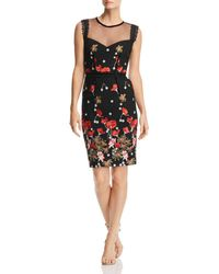 Bronx and Banco - Bianca Embroidered Dress - Lyst