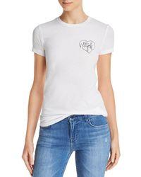 Joe's Jeans - Nyc Graphic Tee - Lyst