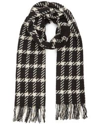 Reiss - Tempest Large Check Scarf - Lyst