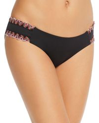 Becca - Mardi Gras Bikini Bottom - Lyst