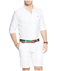 Polo Ralph Lauren - Oxford Button-down Shirt - Classic Fit - Lyst
