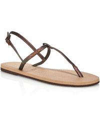 Havaianas - Women's You Riviera Thong Sandals - Lyst