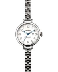 Shinola - Stainless Steel Birdy Watch - Lyst