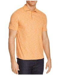 Haspel - Prytania Heathered Classic Fit Polo Shirt - Lyst