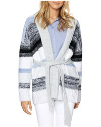 Sanctuary - Sigrid Belted Cardigan - Lyst