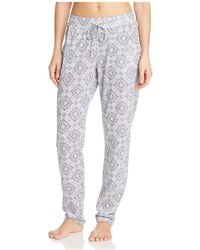 Hanro - Sleep & Lounge Knit Sleep Pants - Lyst