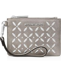 efbdc6eb5e1c MICHAEL Michael Kors Hotfix Small Coin Purse in Pink - Lyst