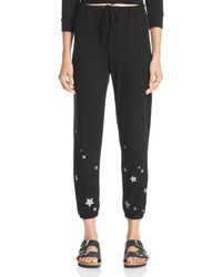 Chaser - Foil Star Joggers - Lyst