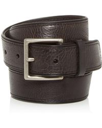 Frye - Men's Sam Leather Belt - Lyst
