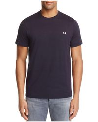 Fred Perry - Emblem Logo Tee - Lyst