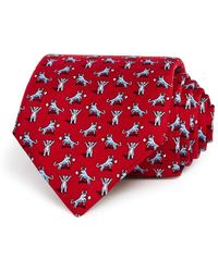 Vineyard Vines - Bull And Bear Tie - Lyst