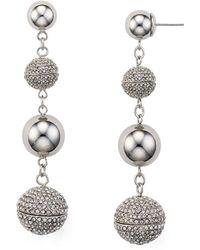 Rebecca Minkoff - Drop Earrings - Lyst