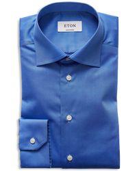 Eton of Sweden - Of Sweden Regular Fit Basic Dress Shirt - Lyst