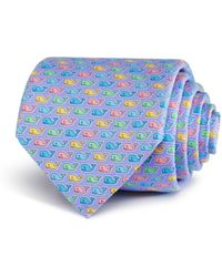 Vineyard Vines - Easter Whale Classic Tie - Lyst