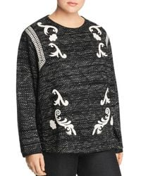 Lucky Brand - Embroidered Jumper - Lyst