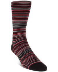 Cole Haan - Multi Stripe Dress Socks - Lyst