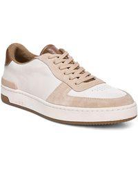 5d653490ea8d Vince - Women s Rendel Lace-up Platform Sneakers - Lyst