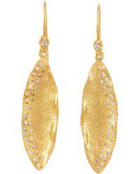 Melinda Maria - Clea Mademoiselle Drop Earrings - Lyst