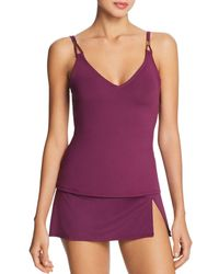 Bleu Rod Beattie - V-neck Tankini Top - Lyst
