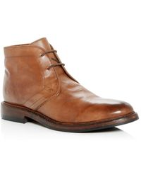 Frye - Men's Murray Leather Chukka Boots - Lyst