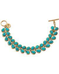 Melinda Maria - Leaf Bracelet - Lyst