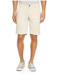 AG Green Label - Canyon Straight Leg Shorts - Lyst