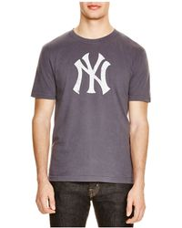 Red Jacket - New York Yankees Brass Tacks Tee - Lyst