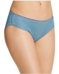 Fine Lines | Pure Cotton Bikini #13rbk34 | Lyst