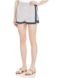 Romeo and Juliet Couture - Printed Woven Shorts - Compare At $130 - Lyst