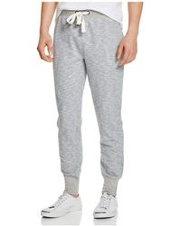 2xist - 2(x)ist Textured Lounge Trousers - Lyst