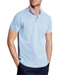 Thomas Pink - Warner Plain Polo - Bloomingdale's Regular Fit - Lyst