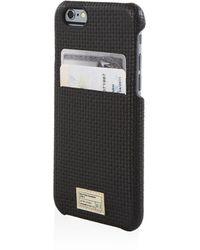 Hex - Solo Basketweave Wallet Iphone 6/6s Case - Lyst