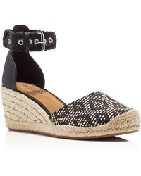 Sperry Top-Sider - Valencia Espadrille Wedge Sandals - Lyst