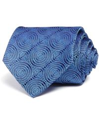 Turnbull & Asser - Concentric Circles Classic Tie - Lyst