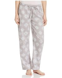 Yummie By Heather Thomson - Cotton Lounge Trousers - Lyst