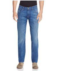 J Brand Kane Straight Fit Jeans In Castula