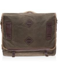 Will Leather Goods - Mirror Lake Messenger Bag - Lyst