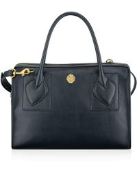 Anne Klein - Medium Bey Satchel - Lyst