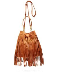 Sorial - Carli Drawstring Crossbody Bag - Compare At $345 - Lyst