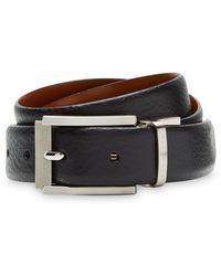 Ted Baker - Reversible Textured Belt - Lyst